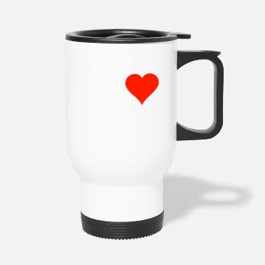 Ps PS Love love heart - Tazza termica
