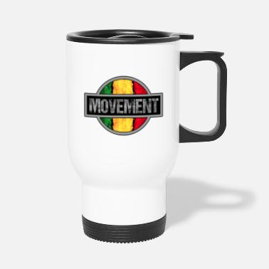 Movement Reggae Movement - Thermobecher