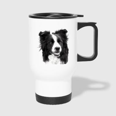 Border Collie - Termosmugg