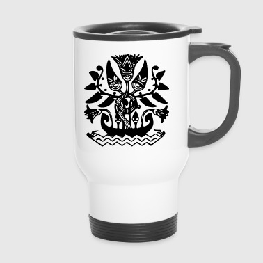 Tatouage antique - Mug thermos