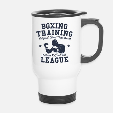 Training boxing training - Mug thermos