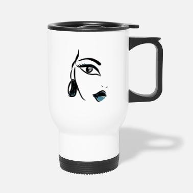 Illustration illustration - Mug isotherme