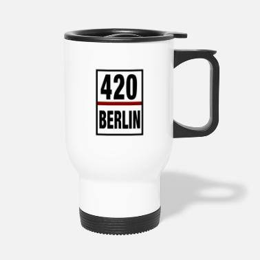 Stoner 420 Berlin Design - Thermobecher