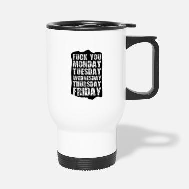 Week The week - Travel Mug
