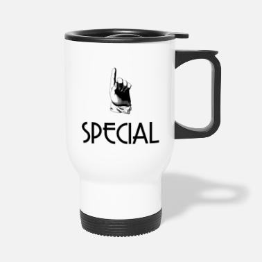 Special Special for special person - Travel Mug
