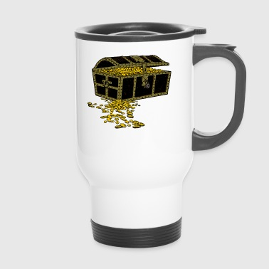 treasure - Travel Mug