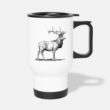 Stag Proud stag - Travel Mug