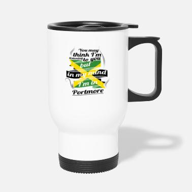 Portmore HOLIDAY JAMESICA ROOTS TRAVEL IN Jamaica Portmor - Travel Mug