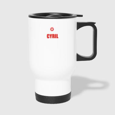 Gift it a thing birthday understand CYRIL - Travel Mug