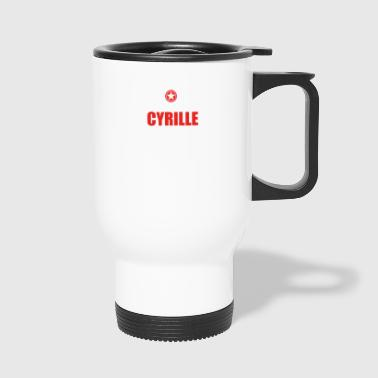 Gift it a thing birthday understand CYRILLE - Travel Mug