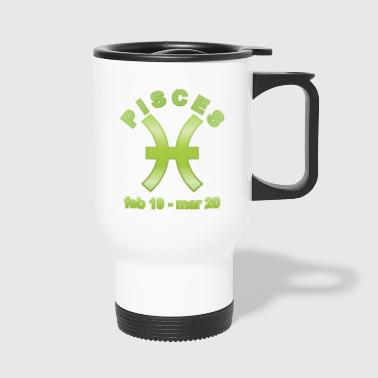 Pisces Horoscope - Travel Mug