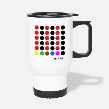 Snooker # 147sf - Travel Mug