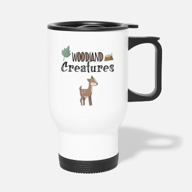 Forest Dweller forest dwellers - Travel Mug