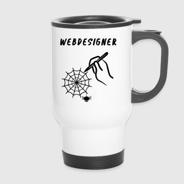Web designers - Travel Mug