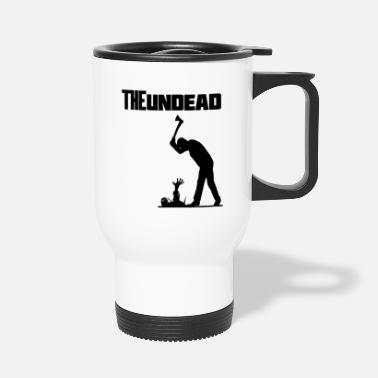 Undead The undead Halloween - Thermobecher