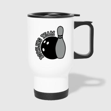 Bowling Team - Travel Mug