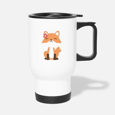 Renard girl collection - Travel Mug