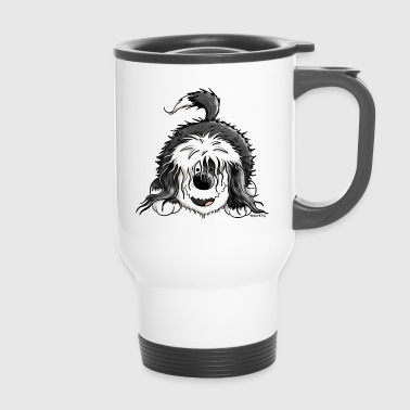 Terrier tibétainer - Mug thermos