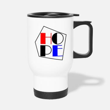 Pentecostal Hope Hope Design Art Faith Faith Shirt - Travel Mug