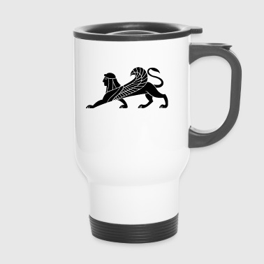 mythical creatures - Travel Mug
