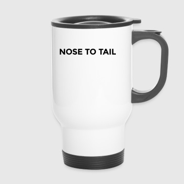 Nez à la queue - Mug thermos