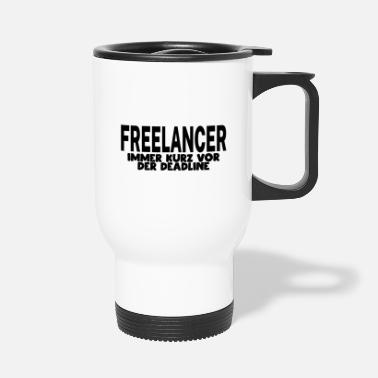 Freelancer freelancer - Travel Mug