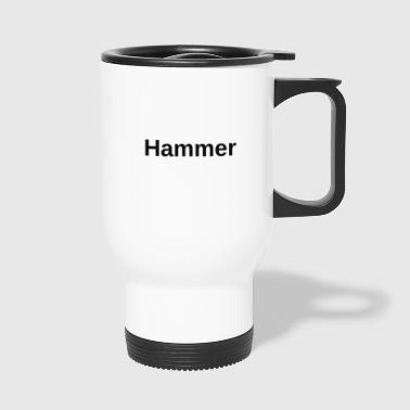 Hammer - Thermobecher