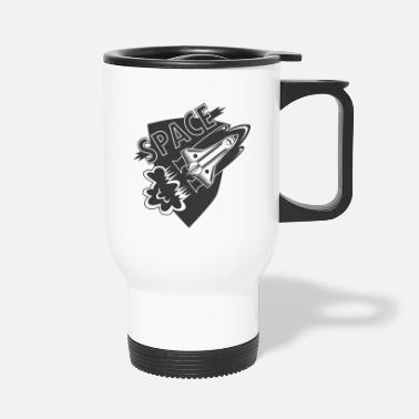 space traval - Mug isotherme