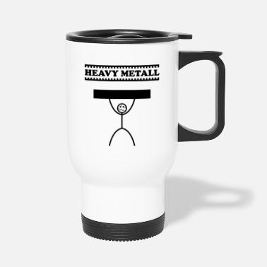 Heavy Heavy Metal / Heavy Metal / Heavy Metal - Taza termo