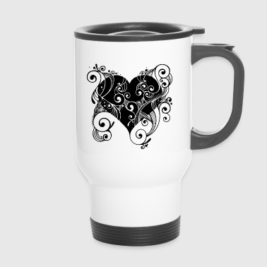 Tatoo Tatoo heart - Travel Mug