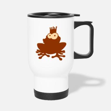 Kiss me - Travel Mug