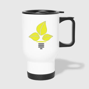 Eco Lightbulb - Travel Mug
