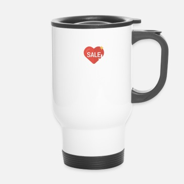 Online J'adore Cyber ​​Monday Online Shopper - Mug thermos
