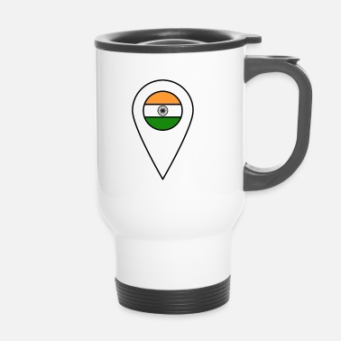 Indie India - Taza termo