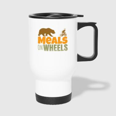 meals on wheels - Travel Mug