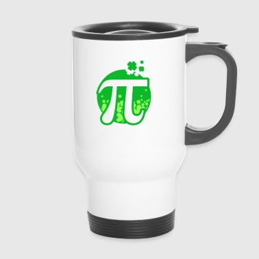 Lucky Pi - Pi Day - Travel Mug