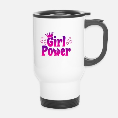 Girl Power Girl Power - Girl Power - Kubek termiczny