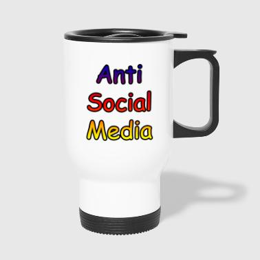 Anti Social Media - Thermobecher