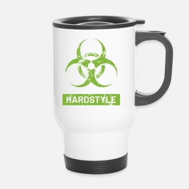 Hardstyle Hardstyle Biological Hazards Symbol - Fara - Termosmugg
