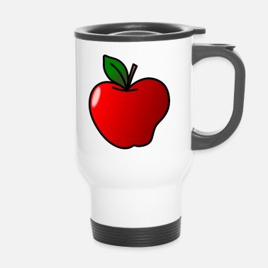 Clipart Clipart pomme - Mug thermos