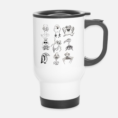 Collections Collection - Travel Mug