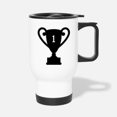 Award trophy award - Travel Mug