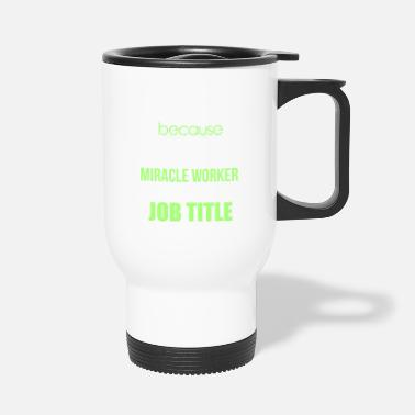 Instrument Instrument technician - Instrument technician - Travel Mug
