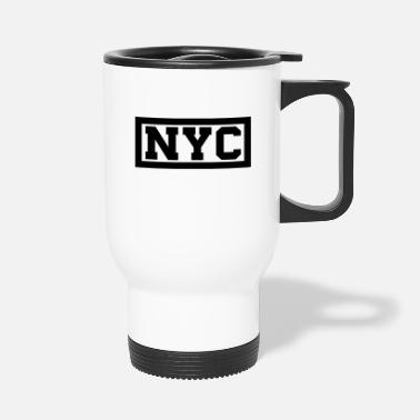 Nyc NYC - Travel Mug