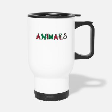 Animal Animals - Animals - Travel Mug