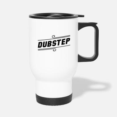 Rave &amp Dubstep - Travel Mug