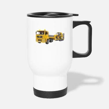 Transport transportation - Travel Mug