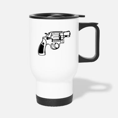 Guns gun - Travel Mug