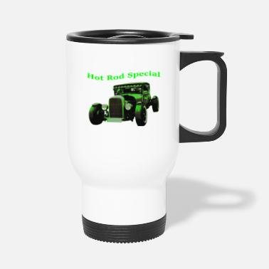Hot Rod Hot Rod - Travel Mug