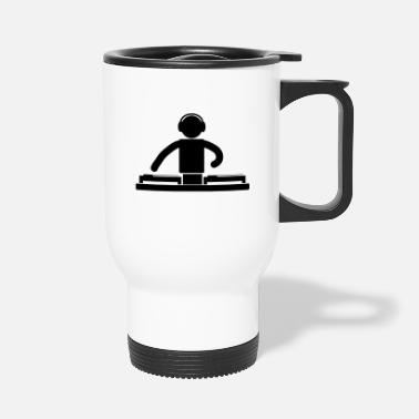 Djs DJ - Travel Mug